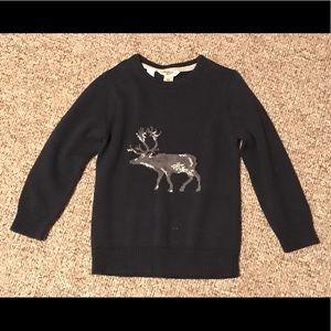 Oshkosh sweater size 5/6
